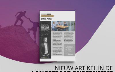 In Langstraat Onderneemt: Ook lokaal helpen wij ondernemers!