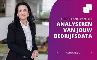 Het belang van het analyseren van jouw bedrijfsdata