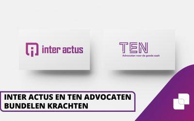 Inter Actus en TEN Advocaten bundelen krachten op het gebied van Fusies & Overnames in de Automotive sector