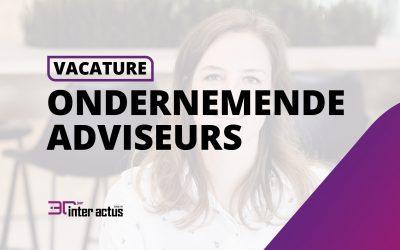Vacature: Wij zoeken ondernemende adviseurs
